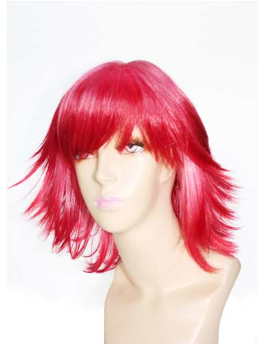 I&K Party Wig Double Colour