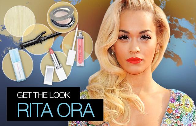get the look - rita ora 1