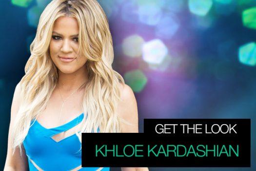 Get the Look: Khloe Kardashian