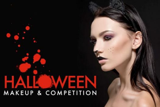 Halloween Makeup & Competition