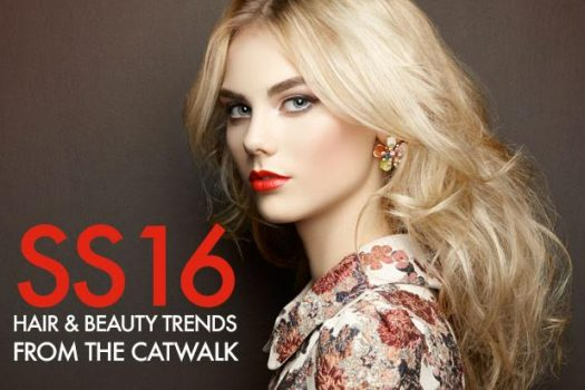 SS16 Hair & Beauty Trends From the catwalk