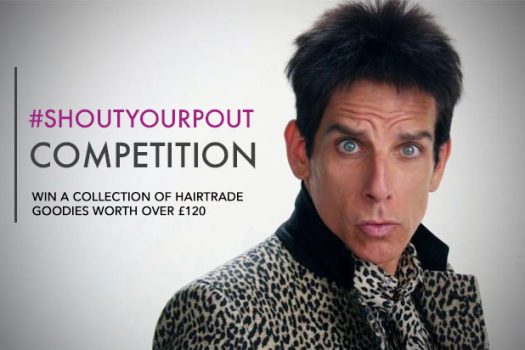 The #ShoutYourPout Competition