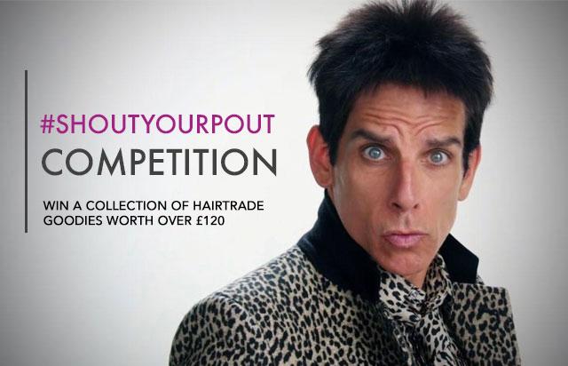 #shoutyourpout