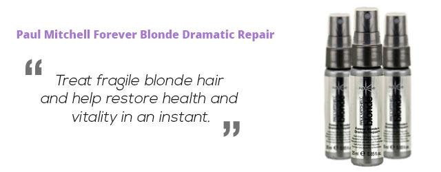 Paul Mitchell Forever Blonde Dramatic Repair