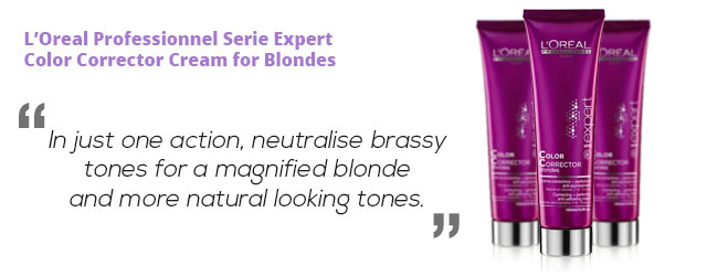 L'Oreal Professionnel Serie Expert Color Corrector Cream for Blondes