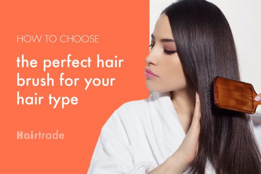 Choosing a Perfect Hair Brush for your Hair Type