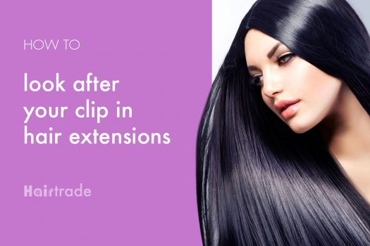 Looking After Your Clip In Hair Extensions