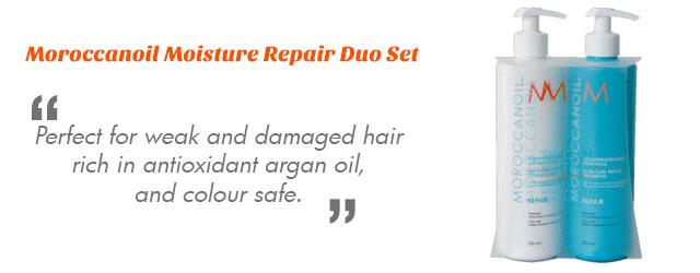 Moroccanoil Special Edition Moisture Repair Duo Set