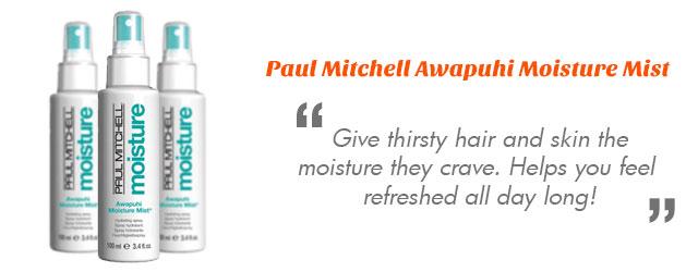 Paul Mitchell Awapuhi Moisture Mist
