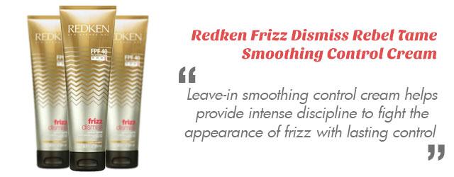 Redken Frizz Dismiss Rebel Tame Smoothing Control Cream