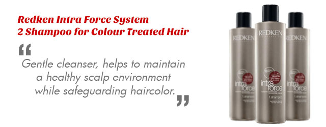 Redken Intra Force System 2 Shampoo for Colour Treated Hair
