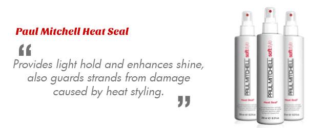 Paul Mitchell Heat Seal