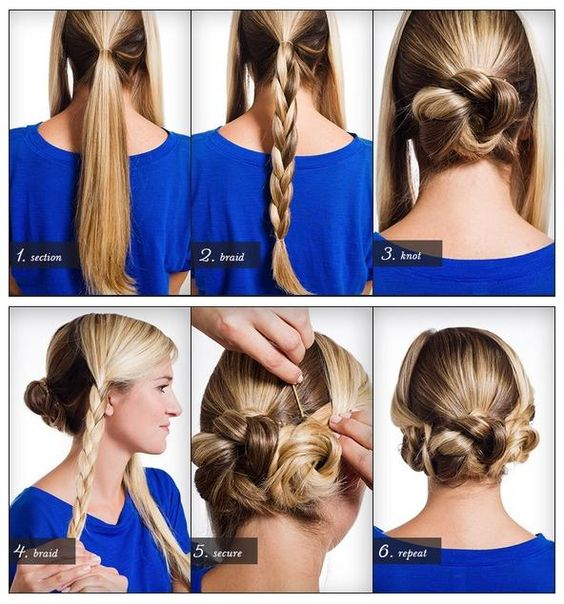 Christmas Hairstyle