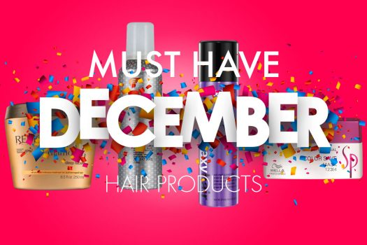 Must-Have December Hair Products