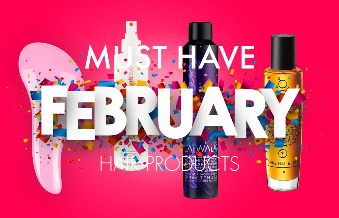 February Hair Products