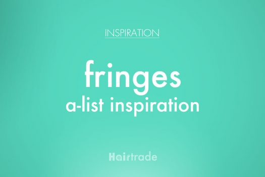 Fringes, A-list Inspiration