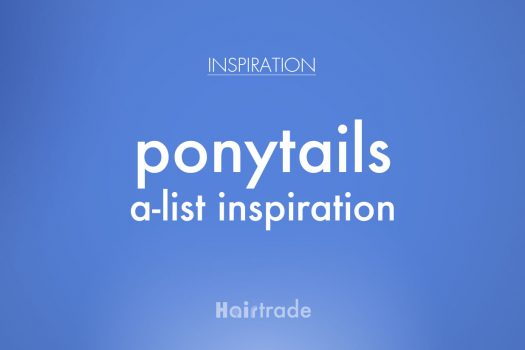 Ponytails: Your A-List Inspiration
