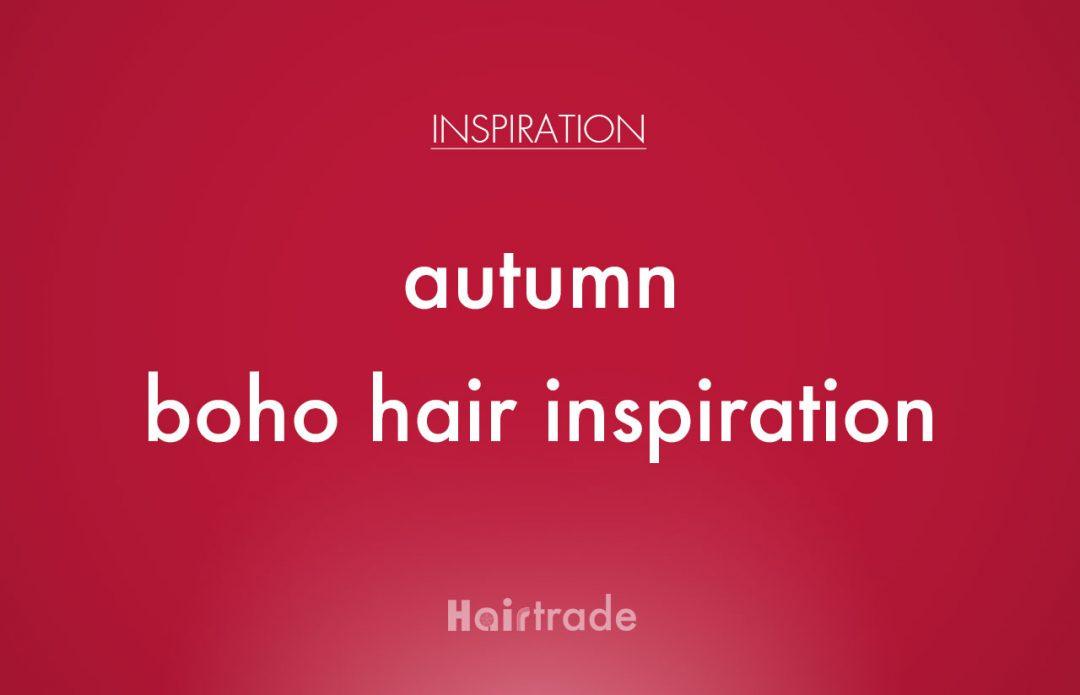 Autumn Boho Hair