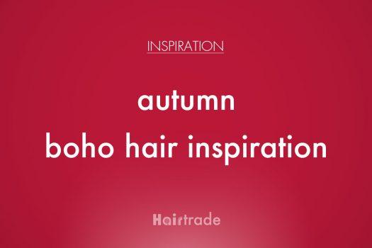 Autumn Boho Hair Inspiration