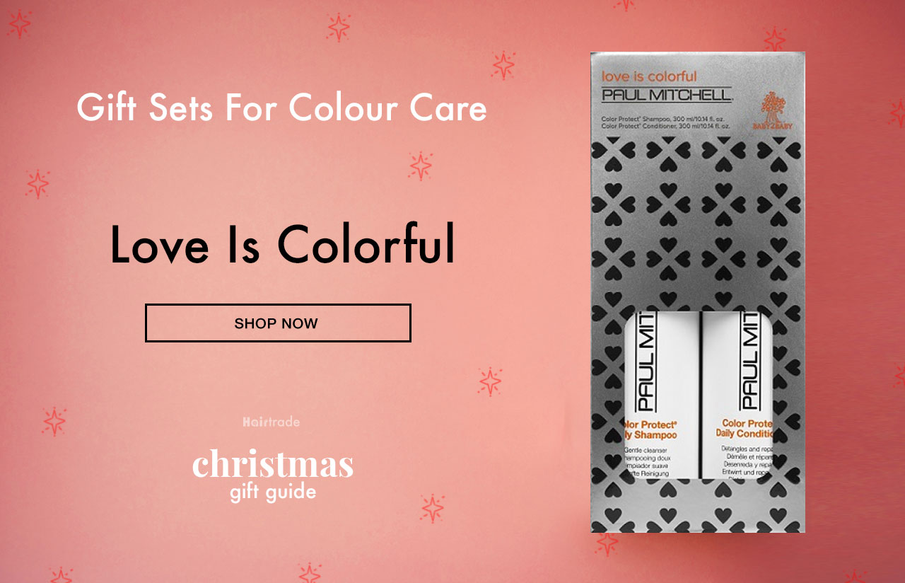 Paul Mitchell Love Is Colorful Christmas Gift Set