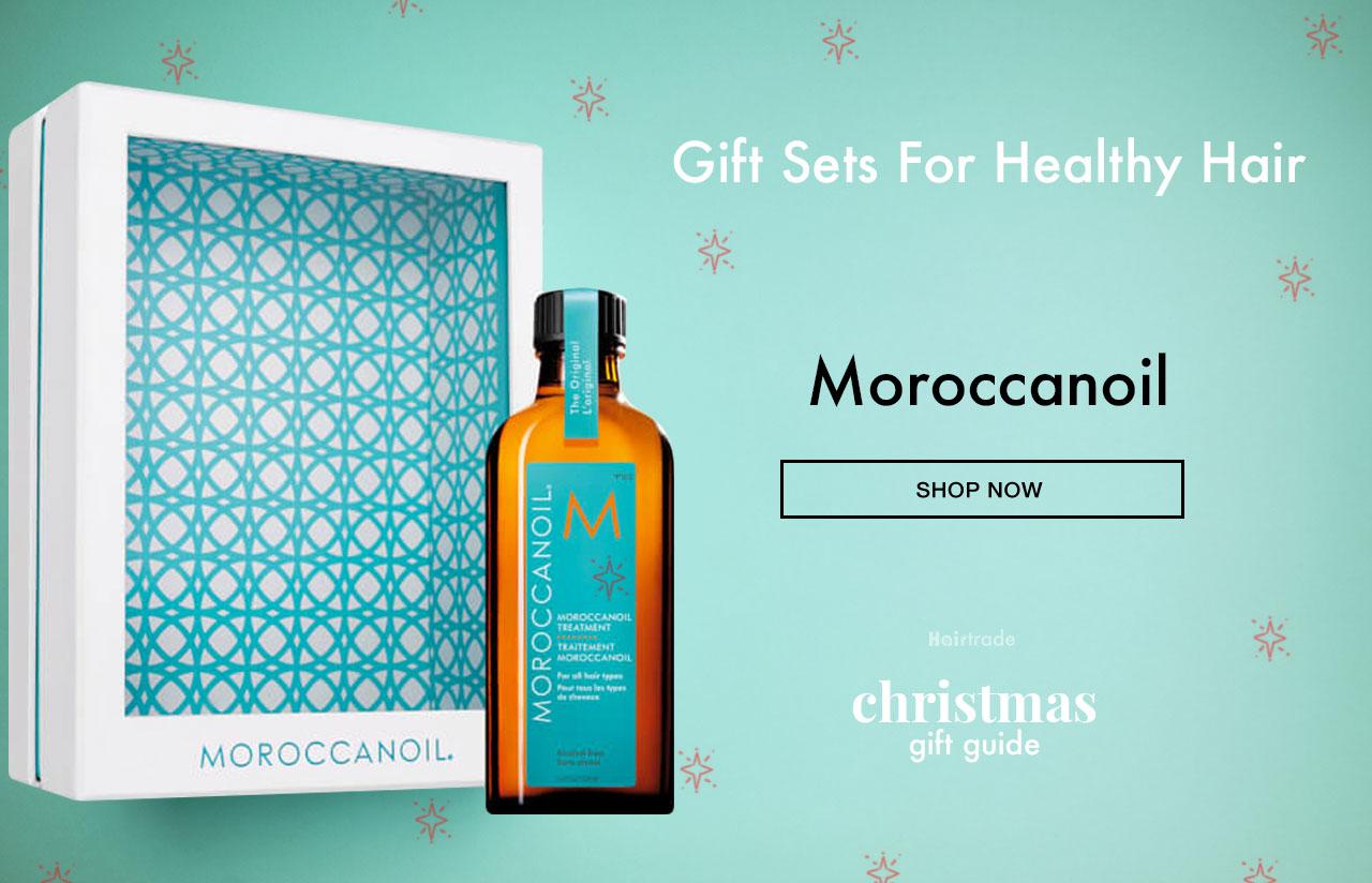 Moroccanoil Home and Away Original Set