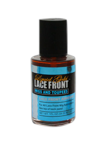 Liquid Gold Lace Front Adhesive (1oz)