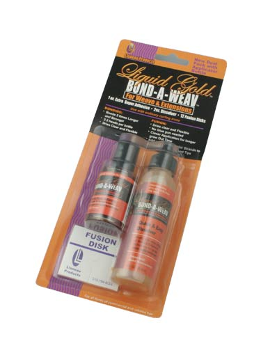 Liquid Gold Bond-A-Weav Dual Pack