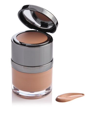 Daniel Sandler Invisible Radiance Foundation and Concealer - Deep Sand (30g)