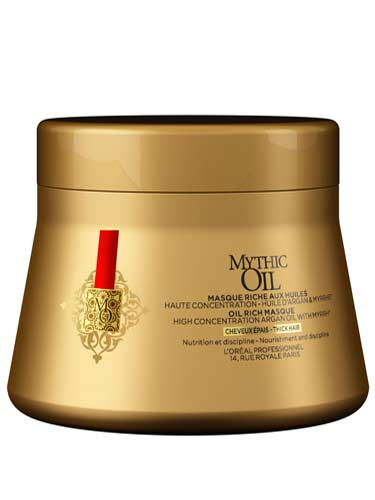 L'Oreal Professionnel Mythic Oil Masque - Thick Hair (200ml)