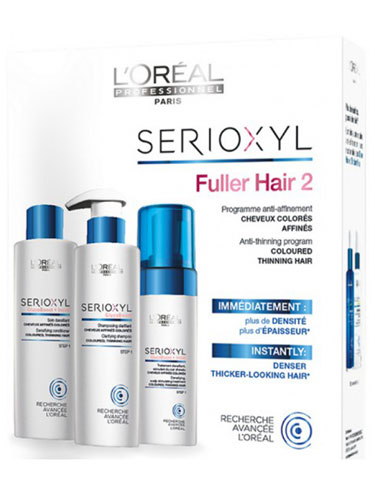 L'Oreal Professionnel Serioxyl Kit 2 for Coloured Hair