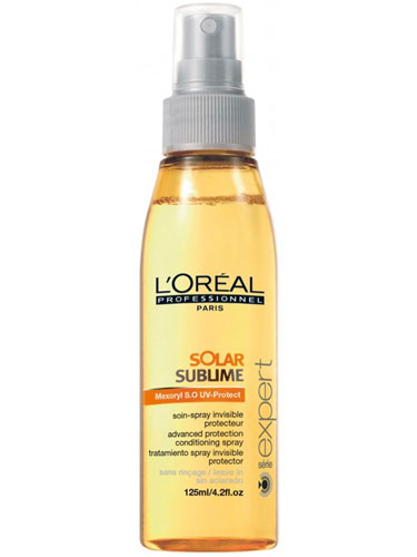 L'Oreal Professionnel Serie Expert Solar Sublime Advanced Conditioning Spray (125ml)