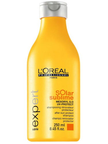 L'Oreal Professionnel Serie Expert Solar Sublime After-Sun Shampoo (250ml)