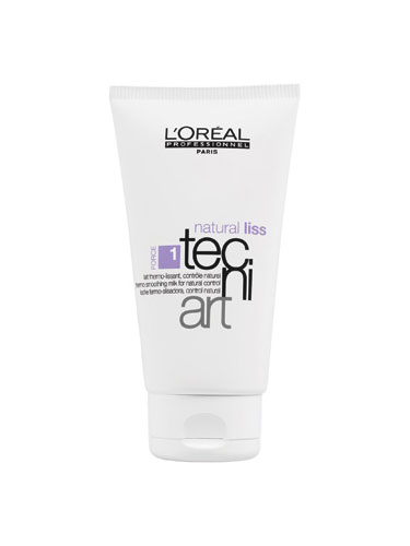 L'Oréal Professionnel Tecni Art Natural Liss Thermo-Smoothing Milk (150ml)