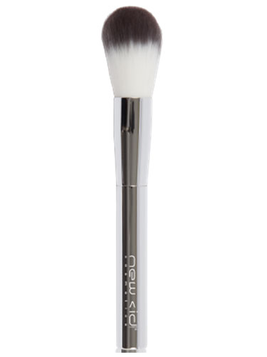 New CID Chrome Powder Brush