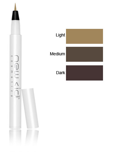 New CID I-Brow Waterproof Liquid Eyebrow Colour - Medium (0.7ml)