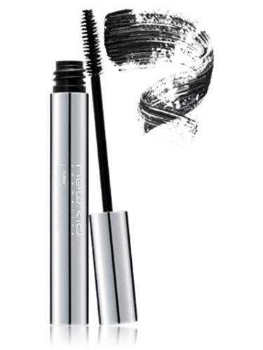 New CID I-Flutter Double Brush Volumising & Lengthening Mascara (8ml) - Black