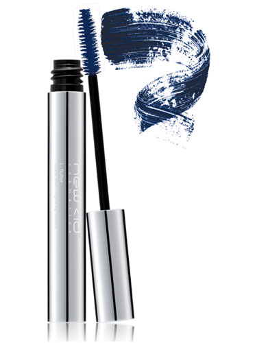 New CID I-Flutter Double Brush Volumising & Lengthening Mascara (8ml) - Blue