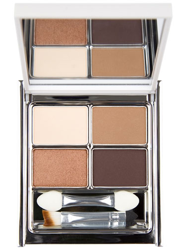 New CID I-Shadow Eye Shadow Quad with Mirror – Choca Mocha (1.9g x 4)