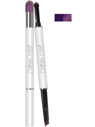 New CID I-Smoulder Smoky Eye Pencil and Shadow - Amethyst