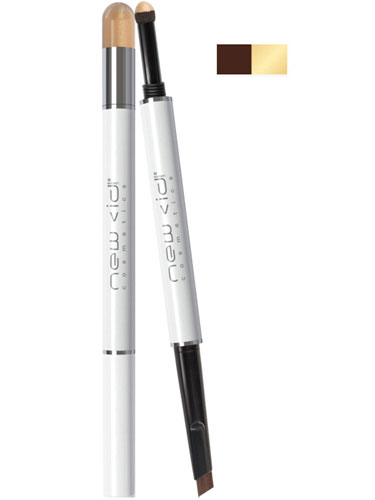 New CID I-Smoulder Smoky Eye Pencil and Shadow - Gold