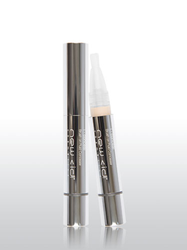 New CID I-Conceal Brush on Fluid Concealer - Dark (3.9ml)