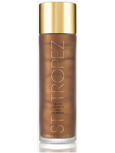 ST. TROPEZ Self Tan Luxe Dry Oil (100ml)