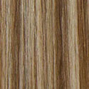 Fab Straight-#6/613-Medium Brown with Lightest Blonde Highlights