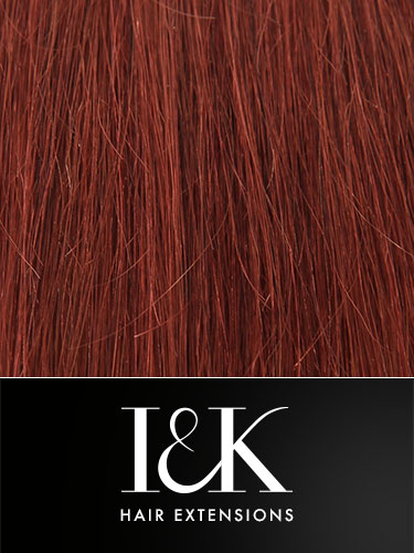 I&K Clip In Human Hair Fringe - Highlight