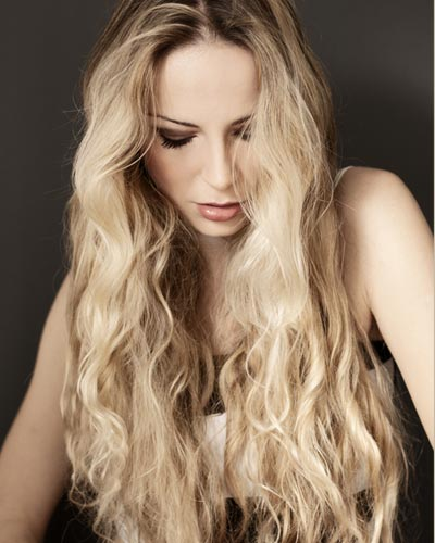 Clip In Hair Extensions - Home