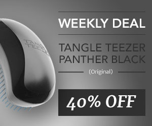 Tangle Teezer Original - Panther Black