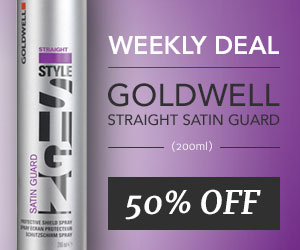 Goldwell Style Sign Straight Satin Guard (200ml)