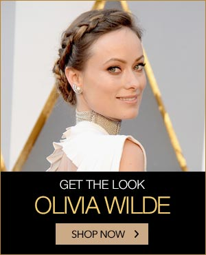 Get the look: Olivia Wilde (Oscars 2016)