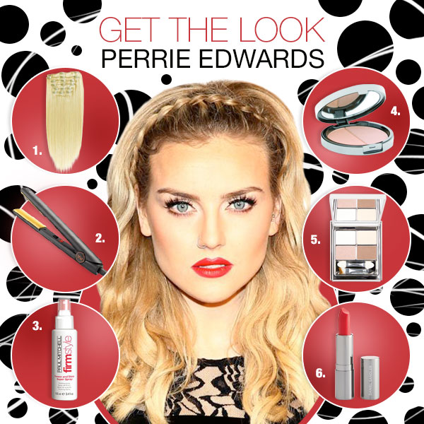 Get The Look Perrie Edwards