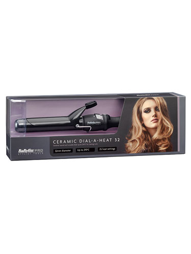 Babyliss Ceramic Dial a Heat Tong 32mm